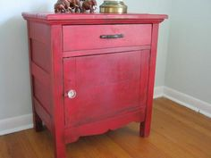 Paint the Colours of a Canadian Fall {Red} - Recreated Designs