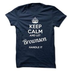 nice BROWNSON, I Cant Keep Calm Im A BROWNSON