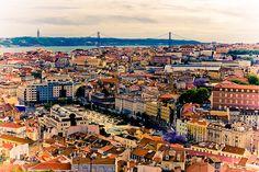 Lisbon Landscape
