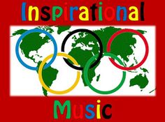 Elementary Music Education, Clancy's Classroom: Olympic Inspirational Music plus a Game Challenge