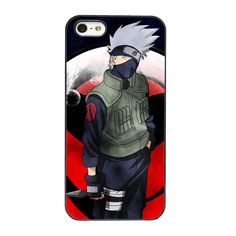 NEW Case Cover For iPhone 7 Design Print Kakashi Hatake Naruto Sipudden C Anime, Custom Iphone Cases, Kate Spade Wallet, New Iphone, Lamborghini, Mermaid, Kakashi Hatake, Naruto, Superhero