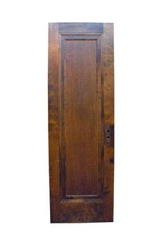 Antique 1 Pane Birch Passage Door Sizes Vary Arched Doors, Panel Doors, Entry Doors, Antique Door Hardware, Antique Doors, Cabinet Doors, Tall Cabinet Storage, Antique Interior, Pocket Doors