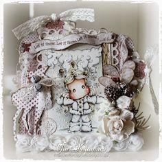 Yuri's Magnolia Blog: Magnolia Design Team Christmas Blog Hop #2 ♥