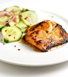 Black Cod with Miso | Monahan's Seafood Market | Fresh Whole Fish, Fillets, Shellfish, Recipes, Catering & Lunch Counter