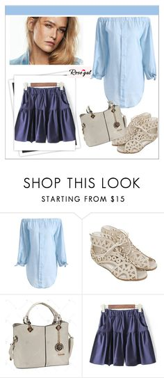 """""""// RoseGal // 17/90"""" by nura-akane ❤ liked on Polyvore featuring GALA"""