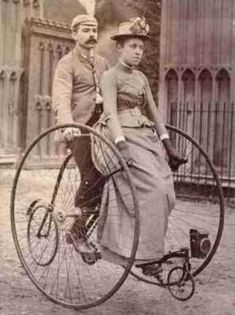 Two Person Victorian Cycle