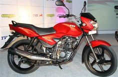 bikebazzar.com/bike/tvs-jive-110-2015/  The Jive is a clutchless worker bike from the TVS Motor Company. It is a special item made with the goal of making riding in stop-go movement simple.  The Jive doesn't get an excess of elements and gets a simple speedometer, gear marker and fuel gage. It highlights an unmistakable lens headlamp incorporated in a fairing that gives the cruiser a basic yet intentional look.