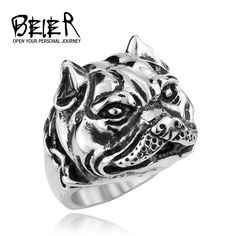 Now available on our store Bulldog Ring Uniq.... Check it out here!! http://www.empoir.com/products/bulldog-ring-unique-fashion-ring