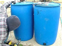 Simple DIY 3 barrel septic system - YouTube Diy Septic System, Septic Tank Systems, Simple Diy, Easy Diy, Septic Tank Design, Septic Tank Covers, Outhouse Bathroom, Funny Emoji Faces, Underground Bunker