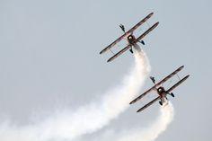 The Breitling Wingwalkers