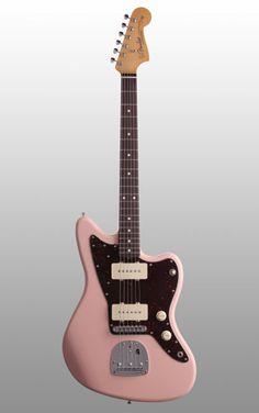Fender Player Jazzmaster Pink