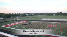 Plymouth High School's 145th Commencement - July 17, 2020