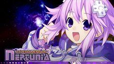 Hyperdimension neptunia video skin BY AKIBA ILLUSION