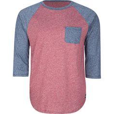 FYASKO Raglan Trino Mens T-Shirt