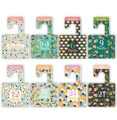 Lucy Darling Closet Dividers - Little Lady