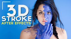 Trapcode Stroke After Effects Tutorial - YouTube
