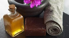 saippuan ohjeita kahvinpuruista Homemade Cosmetics, Soap Making, Perfume Bottles, Diy, Bricolage, Homemade Beauty Products, Perfume Bottle, Do It Yourself, Homemade