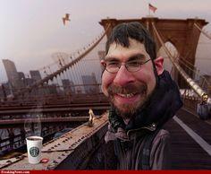 NYC. Cliff Roth  // Photoshop Pix