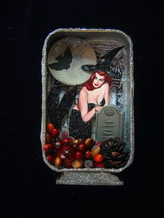 Merwitch Altered Altoid Tin