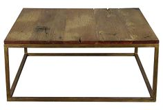 Dnu, Discontinued Driftwood Coffee Table
