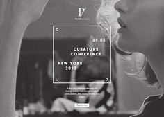 Check out the Curators Conference, taking place this September 5: www.curatorsconference.com