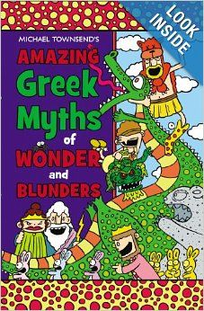 Amazing Greek Myths of Wonder and Blunders: Michael Townsend: 9780147510693: Amazon.com: Books
