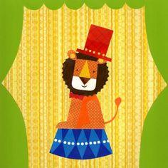 Lion Illustration, Lion Images, Circus Art, Baby Time, Art For Kids, Lily, Poster Prints, Canvas Prints, Fine Art