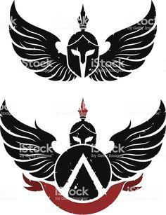 Sparta Coat of arms is part of Christian tattoos Forearm Words - Sparta Coat of arms Body Art Tattoos, Tribal Tattoos, Sleeve Tattoos, Tatoos, Spartan Logo, Spartan Helmet, Spartan Warrior, Sparta Tattoo, Animal Body Parts