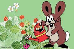 (2015-02) Haren vander blomster La Petite Taupe, Sylvanian Families, Cross Stitch Kits, Mole, Stone Art, Scooby Doo, Journaling, Snoopy, Disney