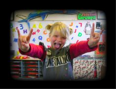 Home....themes @ rock and roll kindergarten