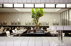 Five of the Best: Restaurant Interiors   Featured on Sharedesign.com