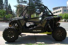 New 2016 Polaris RZR XP® 1000 EPS ATVs For Sale in California. 110 hp ProStar® 1000 H.O. engine Industry exclusive Walker Evans needle shocks High-flow clutch intake system Dimensions: - Wheelbase: 90 in. (228.6 cm) Other: - Notes: RZR® Models (Excluding YOUTH) Warning: The Polaris RZR® can be hazardous to operate and is not intended for on-road use. Driver must be at least 16 years old with a valid driver's license to operate. Passengers must be at least 12 years old. Drivers and passengers…