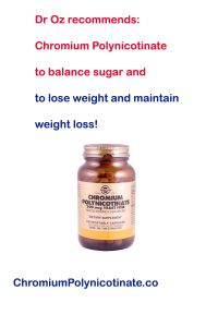 #Diabetes is an epidemic.  Dr Hyman has described it as #diabesity - the truth is that the majority of people have sugar levels too high and are carrying too much weight -#ChromiumPolynicotinate can be a real help. http://www.chromiumpolynicotinate.co