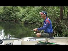 FISHING THE EDGE, BASS ON POPPERS