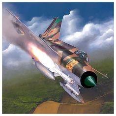 MIG 21 SMT by dugazm. on You are in the right place about Aircraft icon Here we offer you the most beautiful pictures about the Aircraft logo you are looking for. Russian Military Aircraft, Military Art, Air Fighter, Fighter Jets, Mig 21, Aircraft Maintenance, Aircraft Painting, Airplane Art, Ww2 Planes