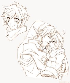 Link and son