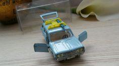 Siku V 272 Opel Record Caravan m. Ski + Transparente Box | eBay