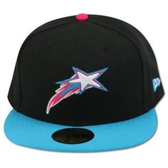 c81a8540633 HUNTSVILLE STARS NEW ERA 59FIFTY FITTED | MATCH SOUTH BEACH COLORWAY –  4ucaps.com
