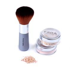 Priia BEHAVE Finishing Powder - Acne Safe Products by Studio Blu