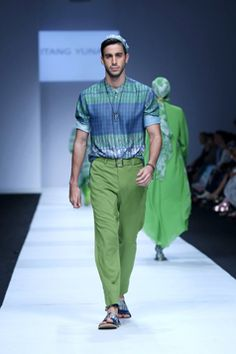 #ExoticJourney Men's Wear by Itang Yunasz | Jakarta Fashion Week 2015