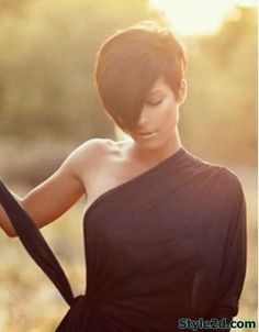 Lovely Spiky Short Hairstyle with img55d4a85e4c9d724c5