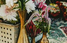 STYLING - Peppa & Peach Bronze Vessels