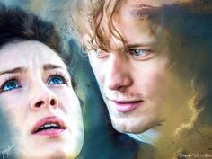"""No, my Sassenach,"" he said softly. ""Open your eyes. Look at me. For that is your punishment, as it is mine. See what you have done to me, as I know what I have done to you. Look at me."" And I looked,..."
