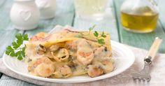 Le lasagne gamberetti e cozze sono un primo favoloso, profumato, gustoso e facilissimo, si preparano in pochi minuti e vanno letteralmente a ruba!