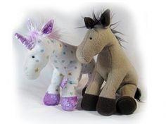 Horse and Unicorn pattern!