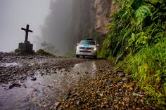 El Camino de la Muerte - Dödsvägen - ABAX Around The Worlds