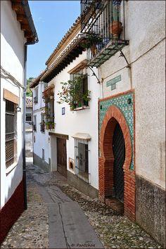 Albaicín, Granada, Spain