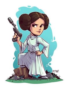 Star Wars chibi