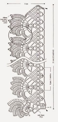 Patterns and motifs: Crocheted motif no. 24