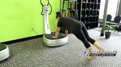 Power Plate Workout Abs and Planks